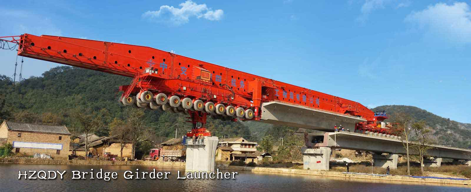 Bridge Girder Launcher Int