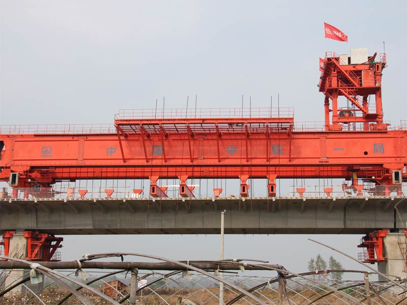 Bridge Launching Crane
