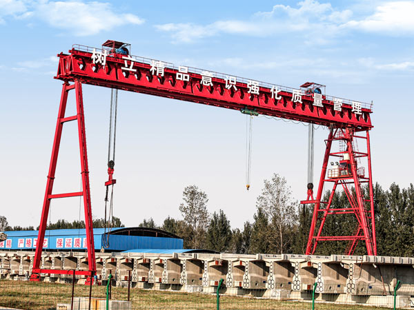 Honeycomb Beam Gantry Crane