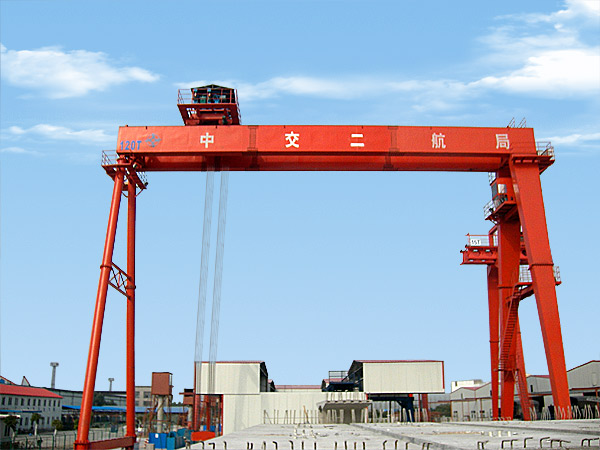 Gantry Crane (Box Girder)