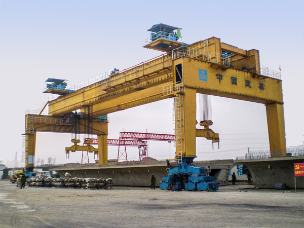 Gantry Crane (Double girder)