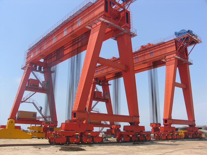 Overhead Crane Vibration : The maintenances for mechanical parts of gantry crane
